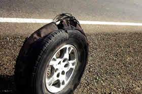 Pirelli condenada a indemnizar a un motorista por un reventón