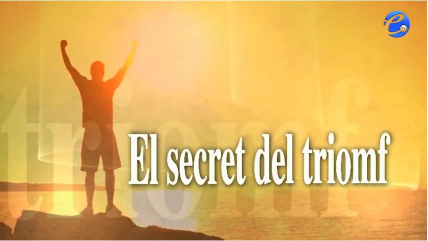 el secret del triomf, Daniel Vosseler