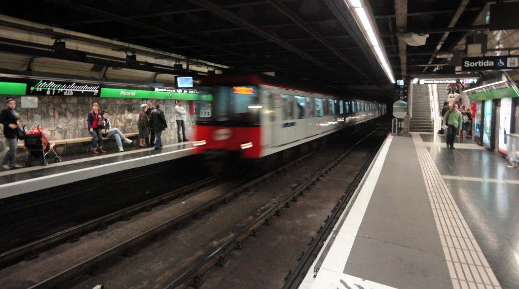 condena al metro de Barcelona por accidente