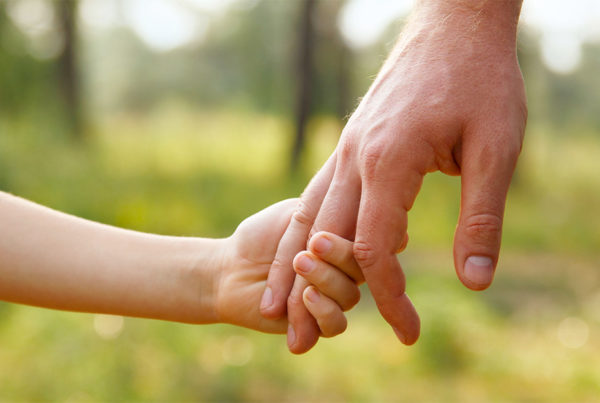 Custodia de los hijos sin estar casados