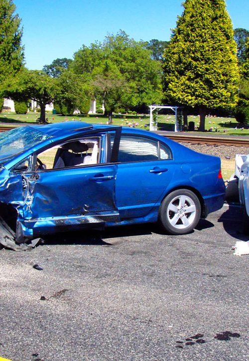 aseguradora accidente